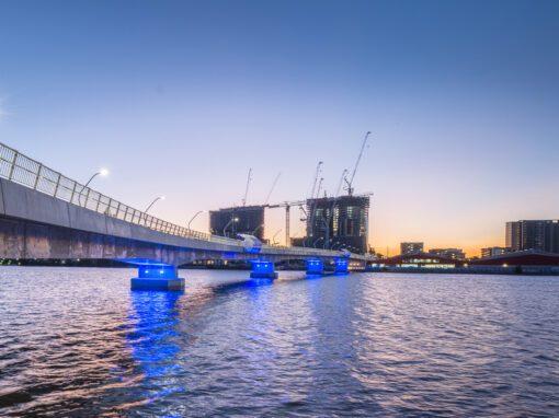 Bennelong Bridge – Homebush Bay Bridge