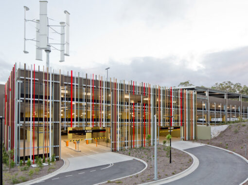 Griffith University Multi-Level Carpark