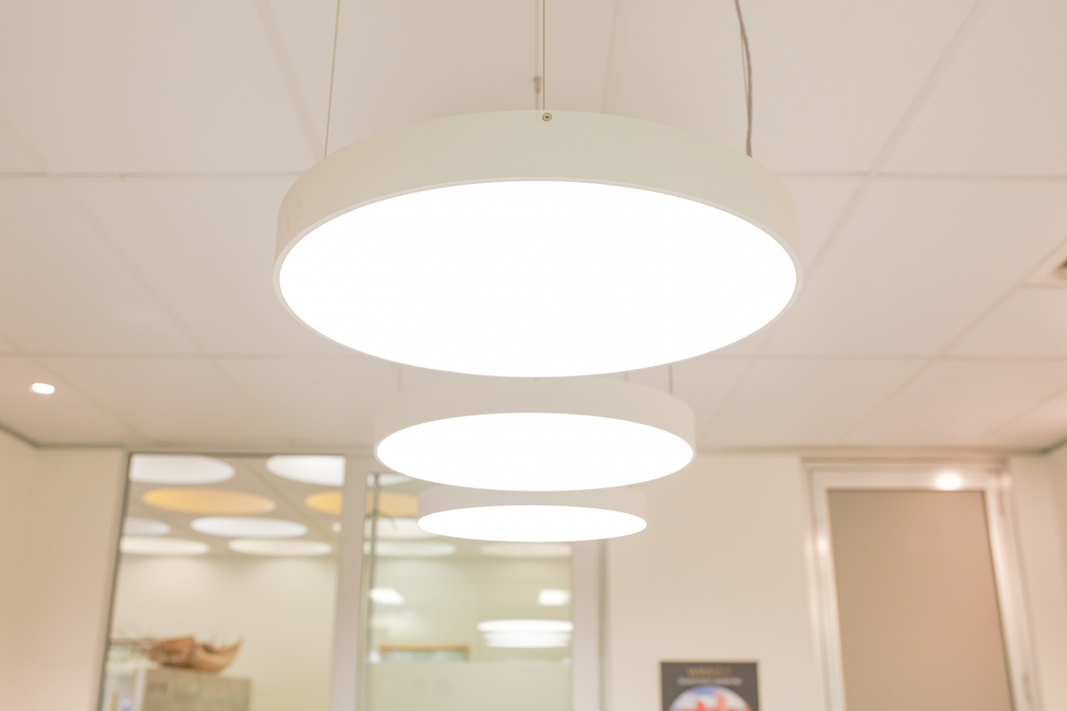 Lighting up the boardroom at the Andreas Antoniades Architects Office