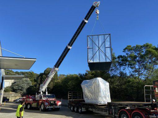 Factory Update – New Machines